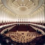 Ansicht Konzerthalle vor Umbau